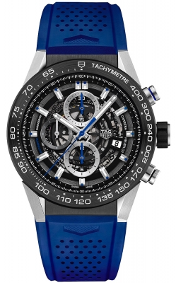 Tag Heuer Carrera Caliber Heuer 01 Skeleton 45mm car2a1t.ft6052