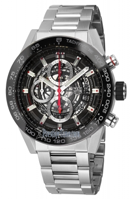 Tag Heuer Carrera Caliber Heuer 01 Skeleton 45mm car2a1w.ba0703