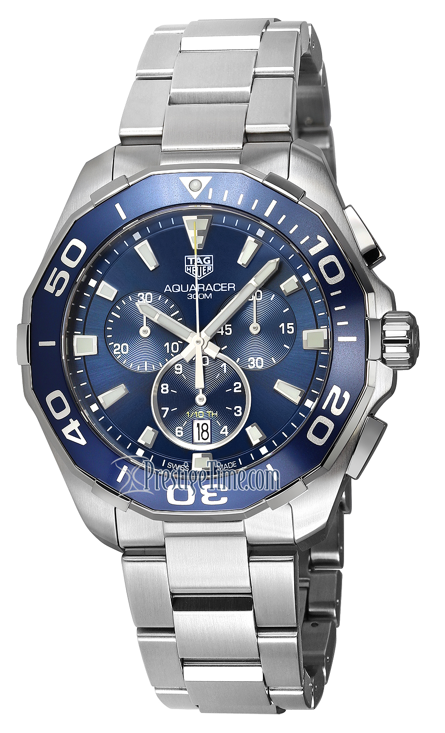278d7a51df8 cay111b.ba0927 Tag Heuer Aquaracer Quartz Chronograph Mens Watch