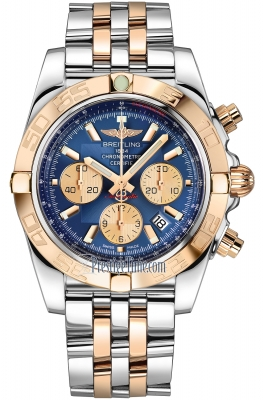 Breitling Chronomat B01 Chronograph 44 cb0110121c1c1
