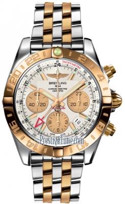 Breitling Chronomat 44 GMT cb042012/g755-tt