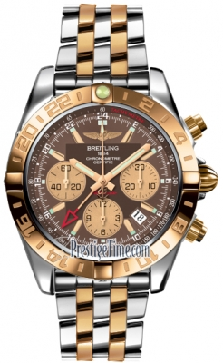 Breitling Chronomat 44 GMT cb042012/q590-tt