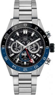 Tag Heuer Carrera Calibre Heuer 02 GMT 45mm cbg2a1z.ba0658