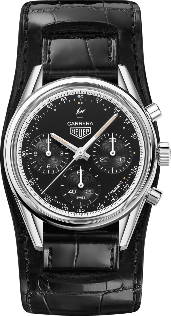 Tag Heuer Carrera Calibre Heuer 02 39mm Mens Watch