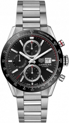 Tag Heuer Carrera Calibre 16 Chronograph 41mm cbm2110.ba0651