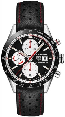 Tag Heuer Carrera Calibre 16 Chronograph 41mm cv201ap.fc6429