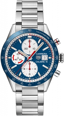 Carrera Calibre 16 Chronographs