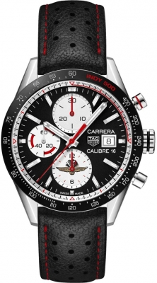 Tag Heuer Carrera Calibre 16 Chronograph 41mm cv201as.fc6429