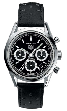 Classic Tag Heuer Carrera Day Date Watches