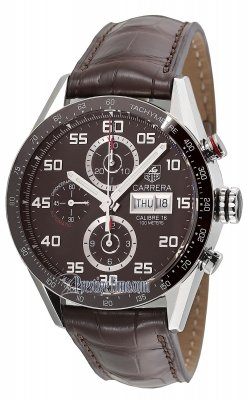 Tag Heuer Carrera Day Date Automatic Chronograph 43mm cv2a1s.fc6236