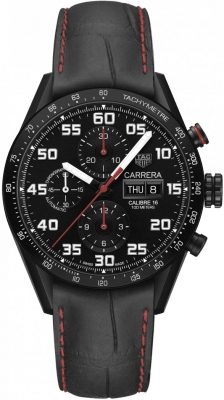 Tag Heuer Carrera Day Date Automatic Chronograph 43mm cv2a83.fc6393