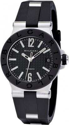 Bulgari Diagono Quartz 29mm dg29bsvd