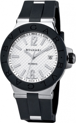 Bulgari Diagono Automatic 40mm dg40c6svd