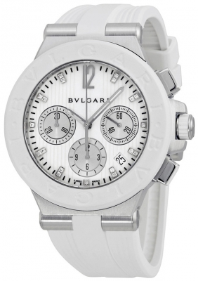 Bulgari Diagono Chronograph 40mm dg40wswvdch/11