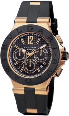 Bulgari Diagono Chronograph 42mm dgp42bgvdch