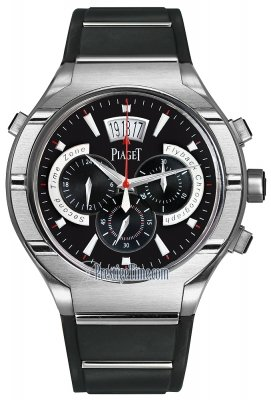 Piaget Polo FortyFive Flyback Chronograph GMT 45mm g0a34002