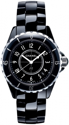 Chanel J12 Quartz 33mm h0682