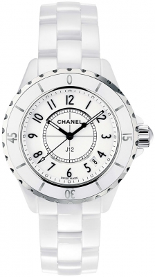 Chanel J12 Quartz 33mm h0968