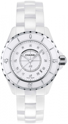 Chanel J12 Quartz 33mm h1628