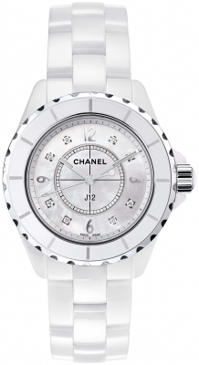 Chanel J12 Quartz 33mm h2422