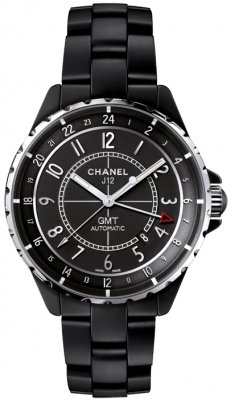 Chanel J12 GMT 41mm h3101
