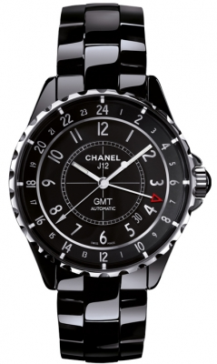 Chanel J12 GMT 41mm h3102