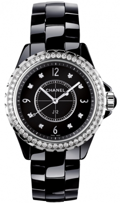 Chanel J12 Quartz 33mm H3108