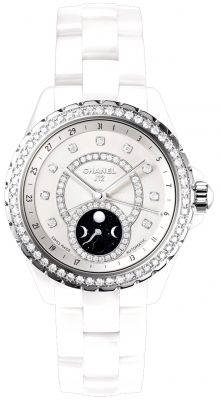 Chanel J12 Automatic 38mm h3405