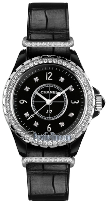 Chanel J12 Quartz 33mm h4189