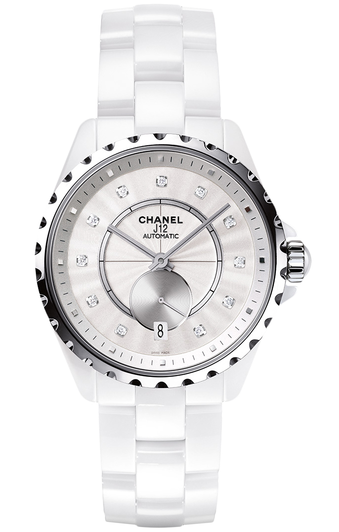 296ecfa38e064 Availability. Chanel J12 Automatic 36.5mm Ladies Watch