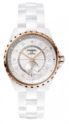 Chanel J12 Automatic 36.5mm h4359