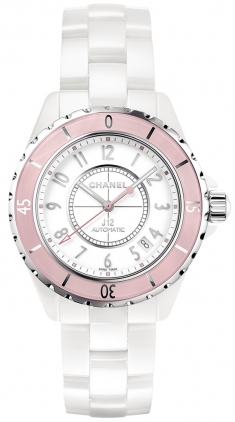 Chanel J12 Automatic 38mm h4468