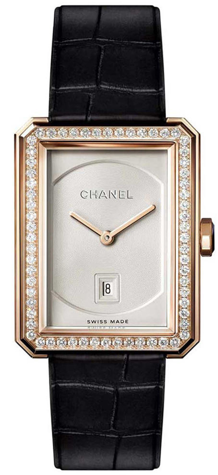 852bc7f636d0 Availability. Chanel Boy-Friend Ladies Watch