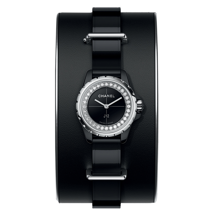 Chanel J12 Xs Quartz 19mm H4663