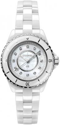 Chanel J12 Quartz 33mm h5704