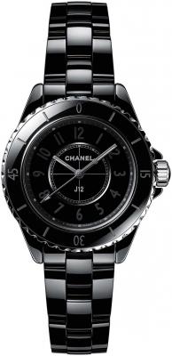 Chanel J12 Quartz 33mm h6346