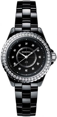 Chanel J12 Quartz 33mm h6419