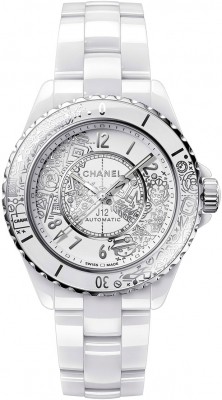 Chanel J12 Automatic 38mm h6476