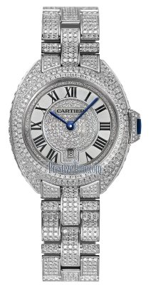 Cartier Cle De Cartier Automatic 31mm hpi00980