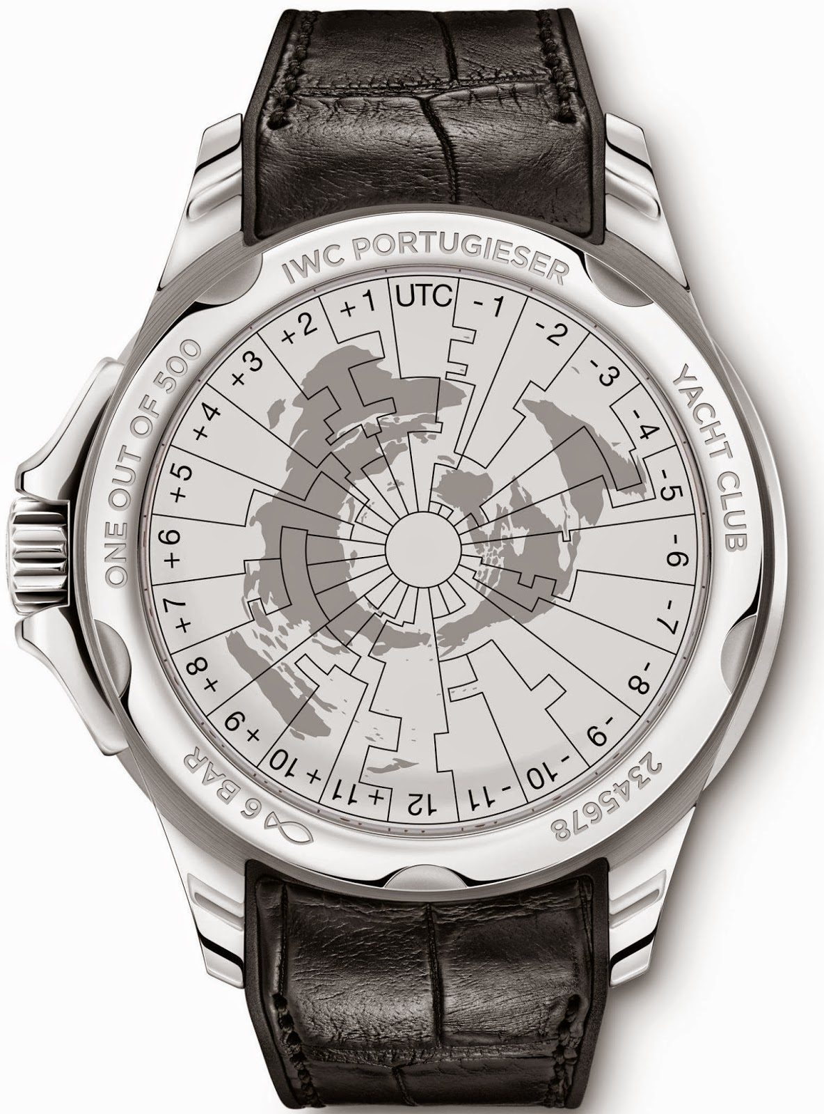 finest selection 62e9d fa8e8 IWC Portugieser Yacht Club Worldtimer iw326602