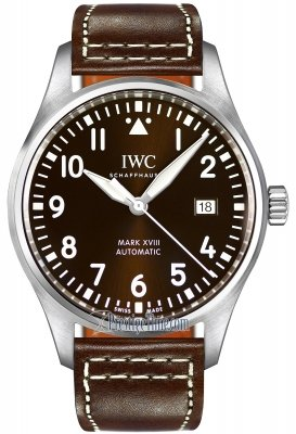 IWC Pilot's Watch Mark XVIII 40mm iw327003