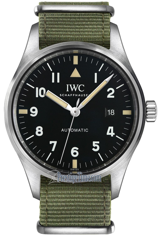 06658facf59 iw327007 Tribute To Mark XI IWC Pilot s Watch Mark XVIII 40mm Mens Watch