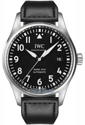 IWC Pilot's Watch Mark XVIII 40mm iw327009