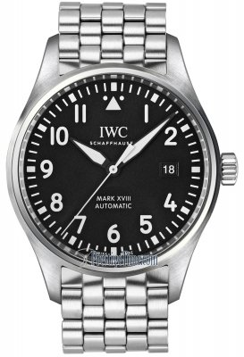 IWC Pilot's Watch Mark XVIII 40mm iw327011