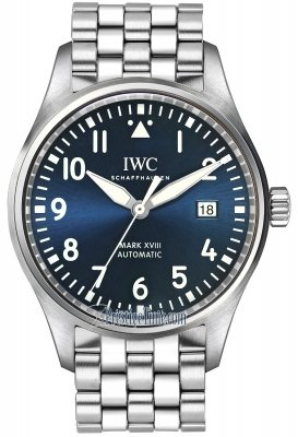 IWC Pilot's Watch Mark XVIII 40mm iw327016