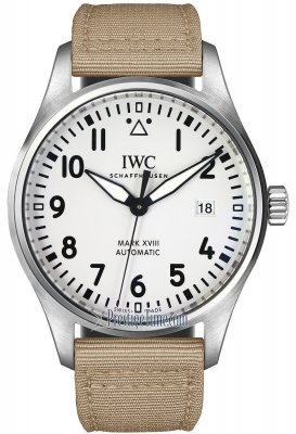 IWC Pilot's Watch Mark XVIII 40mm iw327017