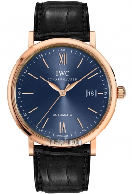 IWC Portofino Automatic 40mm IW356522