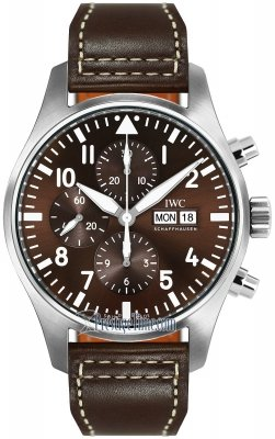 IWC Pilot's Watch Chronograph iw377713