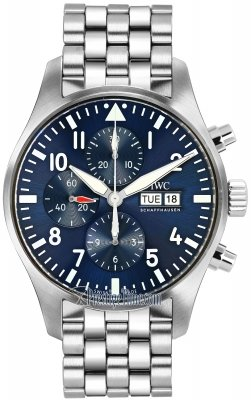 IWC Pilot's Watch Chronograph iw377717