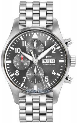 IWC Pilot's Watch Chronograph iw377719